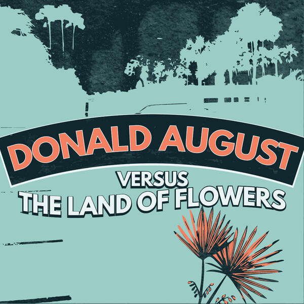 Donald August podcast art